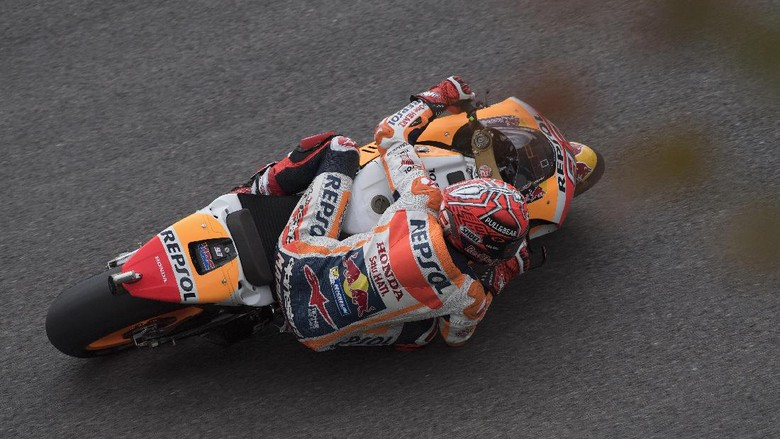 Marquez Menang Lagi di Jerman