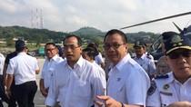 Menhub dan Ketua Komisi V Tinjau Arus Balik di Pelabuhan Bakauheni