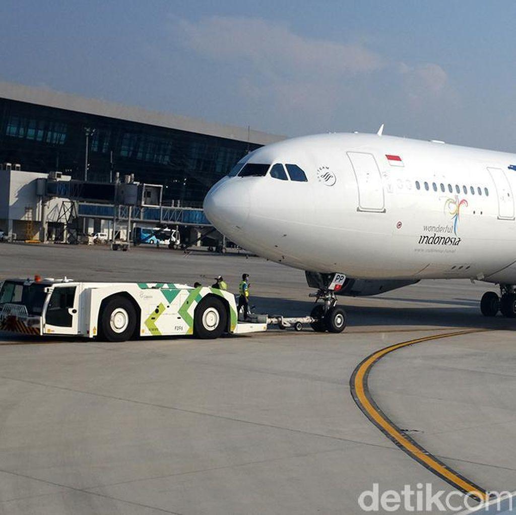 Menjelang Nikahan Kahiyang, Garuda Indonesia Akan Ganti Pesawatnya