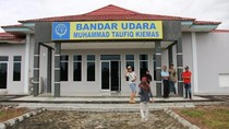 Gaet Turis, Kemenhub Akan Benahi Bandara Taufik Kiemas Lampung