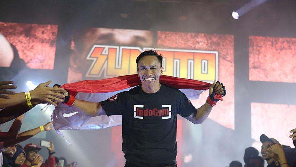 Atlet Ini Bicara Perkembangan ONE Championship di Indonesia