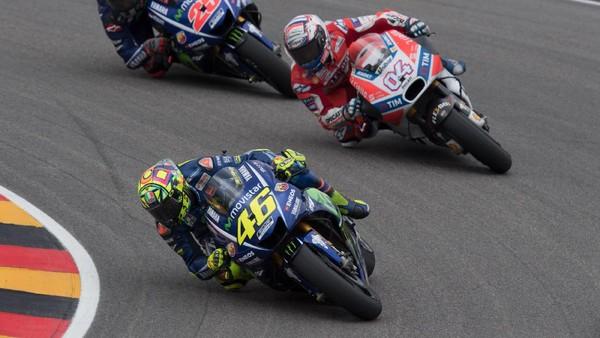 Tak Buruk-Buruk Amat untuk Rossi