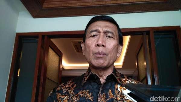 Wiranto soal Pertemuan Prabowo-SBY: Biasa Aja, Kok Ribut?