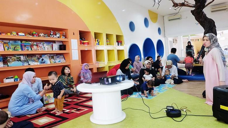 Info daycare Jakarta (Foto: Internet)
