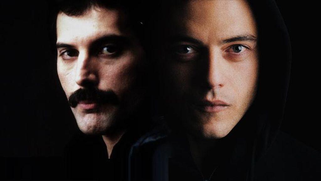 Potret Terbaru Freddie Mercury di Biopik Queen