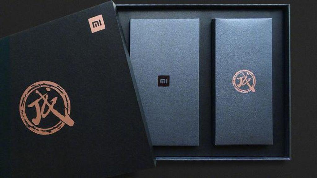Xiaomi Rilis Mi 6 Edisi Spesial Jackie Chan