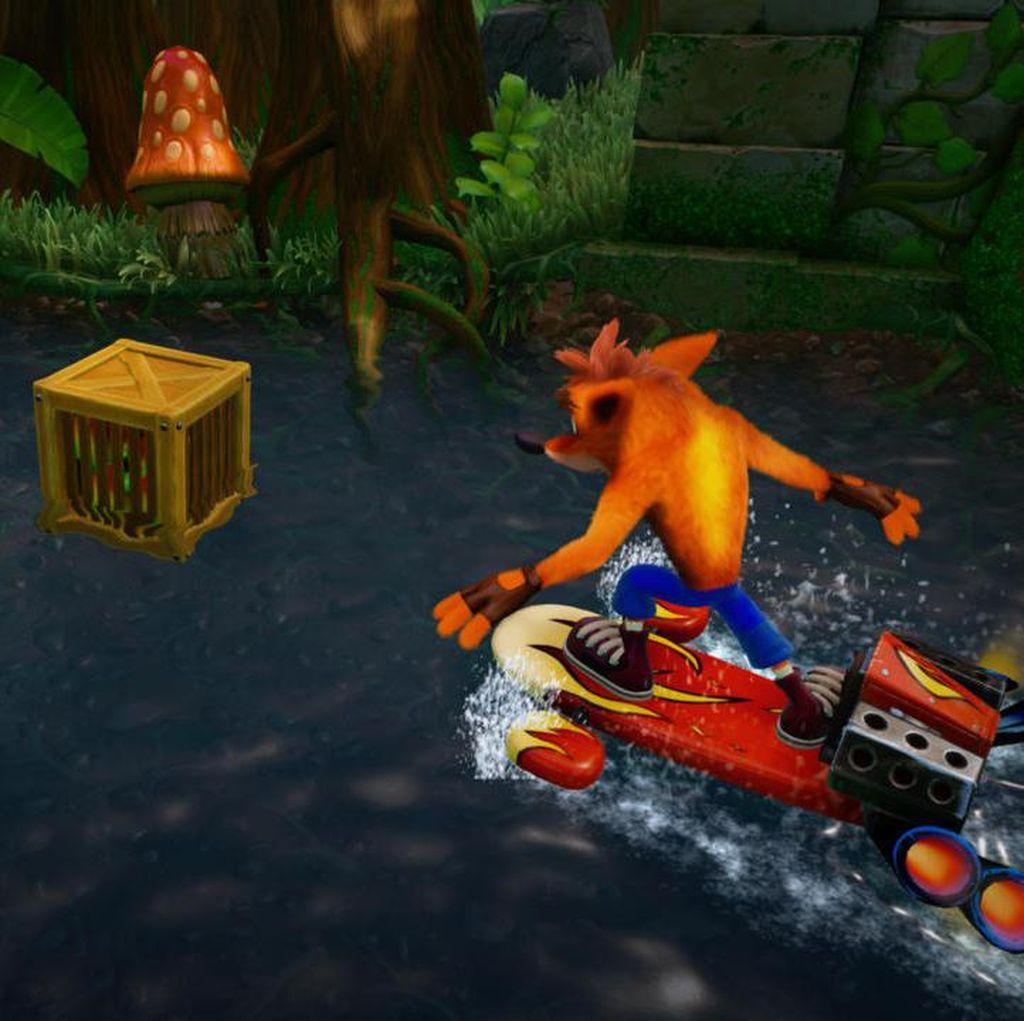 Ini Jadwal Crash Bandicoot Sambangi PC, Xbox One, dan Nintendo Switch