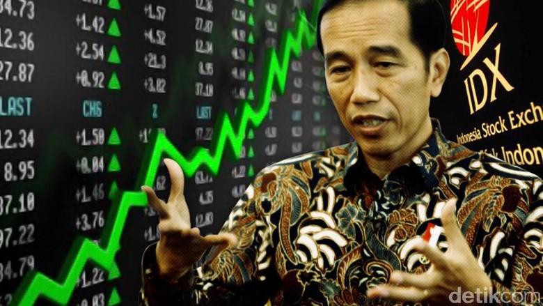 Bongkar Pasang Menteri Ekonomi Tak Disukai Investor