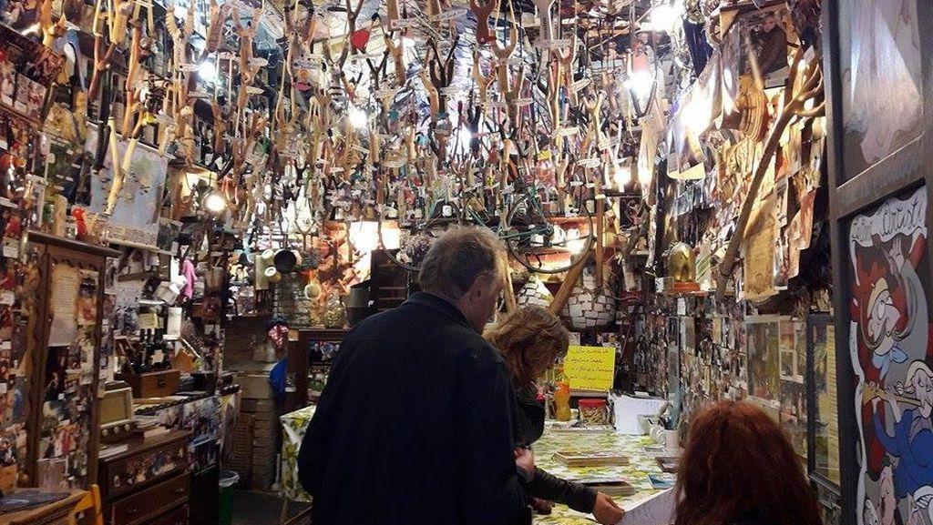 Museum Khusus Ketapel, Cuma Ada di Italia!
