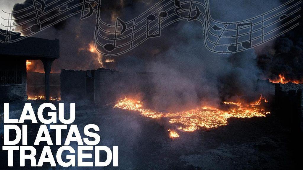 Lagu-lagu Penuh Makna yang Selalu Terdengar Saat Tragedi Datang