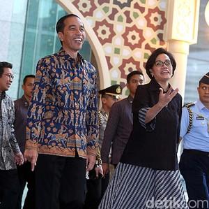Saat Jokowi Bingung Bedakan SMI dengan SMI