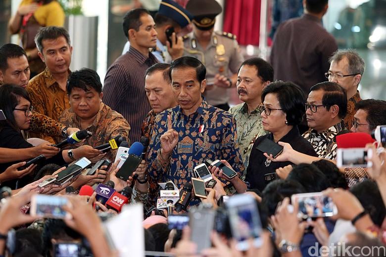 Jokowi Pastikan Tak Akan Blokir Aplikasi Chat Lain Selain Telegram