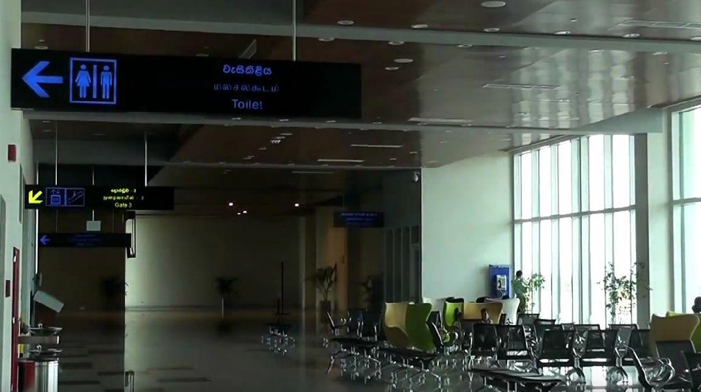 Ini Bandara Mewah yang Julukannya Bandara Hantu