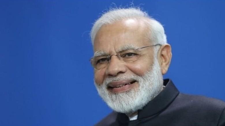 Narendra Modi, Perdana Menteri India Pertama yang Kunjungi Israel