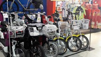 Diskon Sepeda Listrik di Bicycle Fair Transmart dan Carrefour