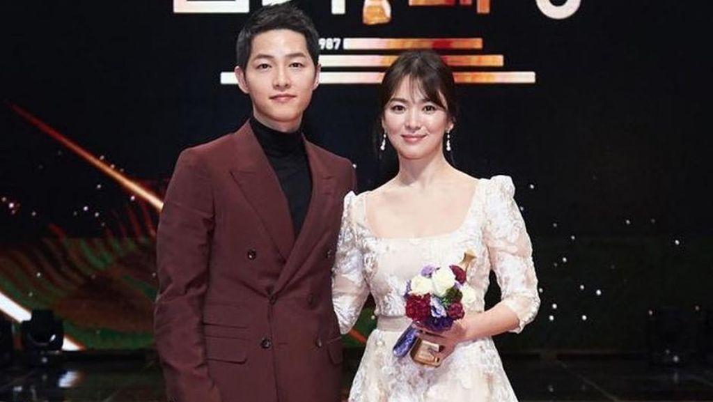 Pernikahan Song Joong Ki dan Song Hye Kyo Tertutup, Hanya Undang 150 Orang