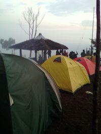 Camp area Wisata Lereng Kelir