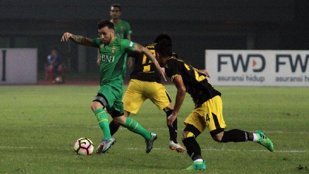 Barito Menang Tipis di Kandang Bhayangkara FC
