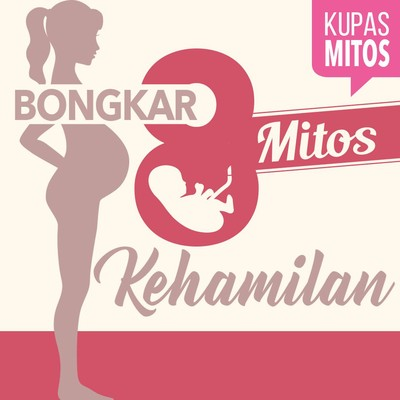 Fakta-fakta di Balik 8 Mitos Kehamilan