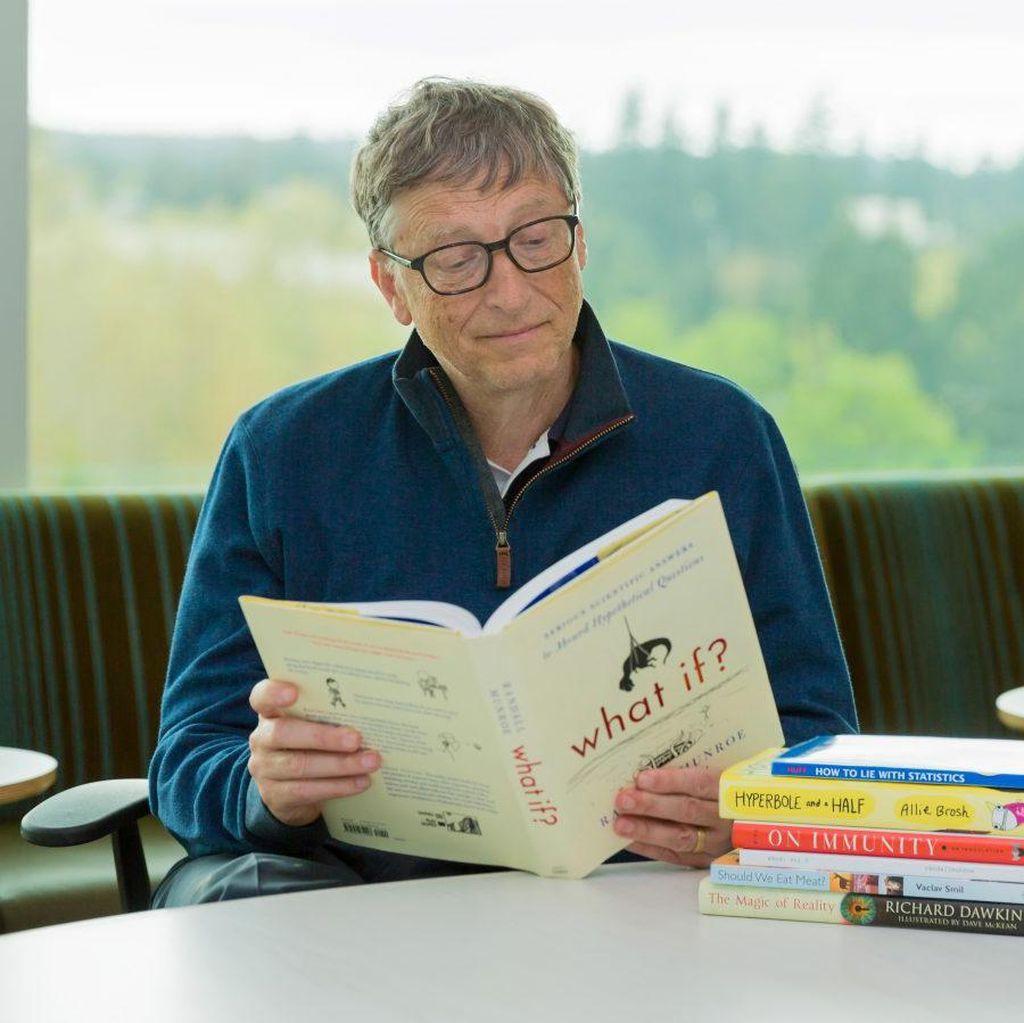 Kucurkan Dana Triliunan, Bill Gates Bantu Sekolah Umum di AS