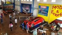 Ini Mobil Tucuxi Dahlan Iskan yang Jadi Primadona Museum Angkut