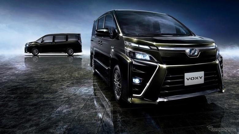 Ini Alasan Toyota Kenalkan All New Voxy