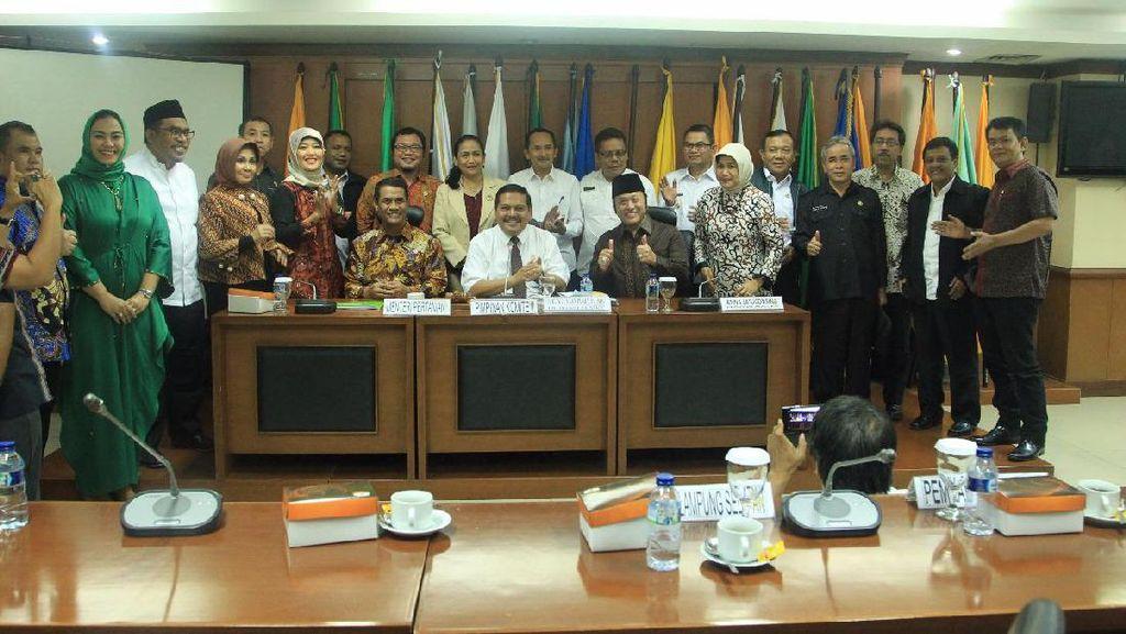 DPD Dukung Program 10 Kabupaten/Kota Pasok Pangan ke Ibu Kota