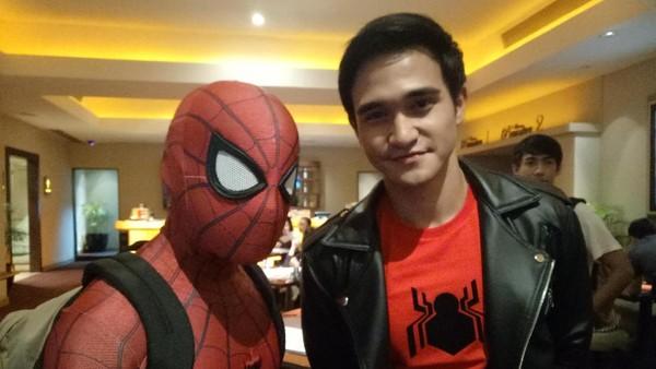 Kesan Adhitya Alkatiri dan Kevin Aprilio untuk Spider-Man: Homecoming