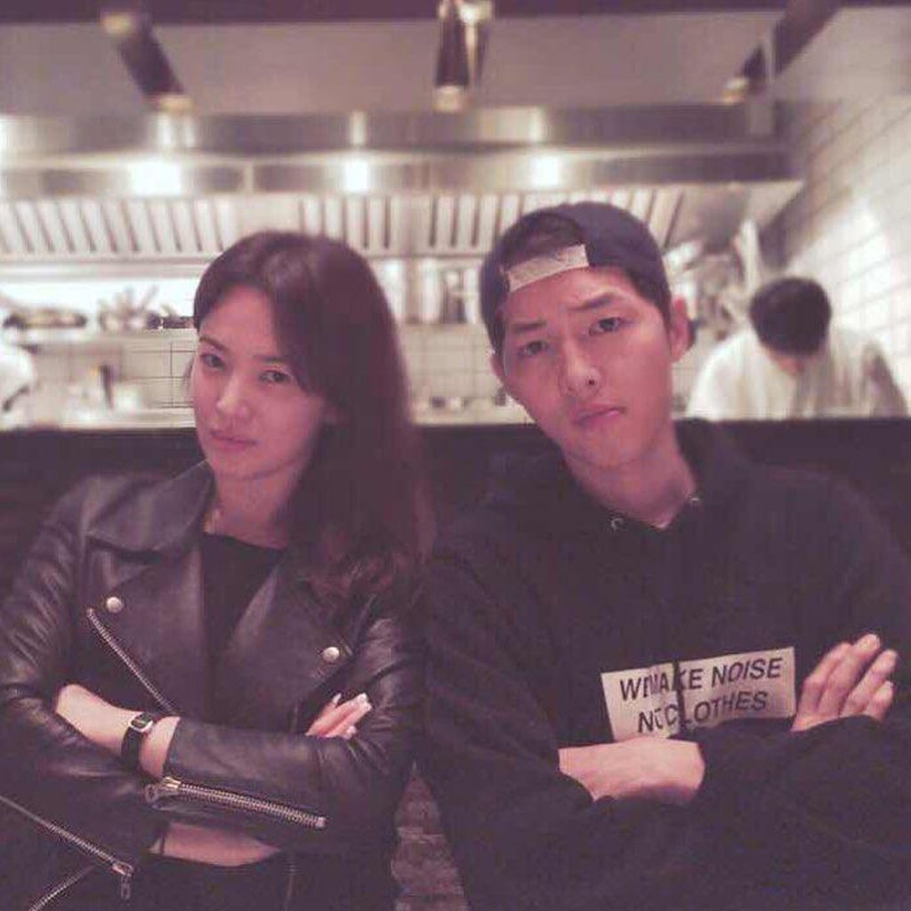 Song Hye Kyo dan Song Joong Ki akan Bulan Madu ke Eropa?
