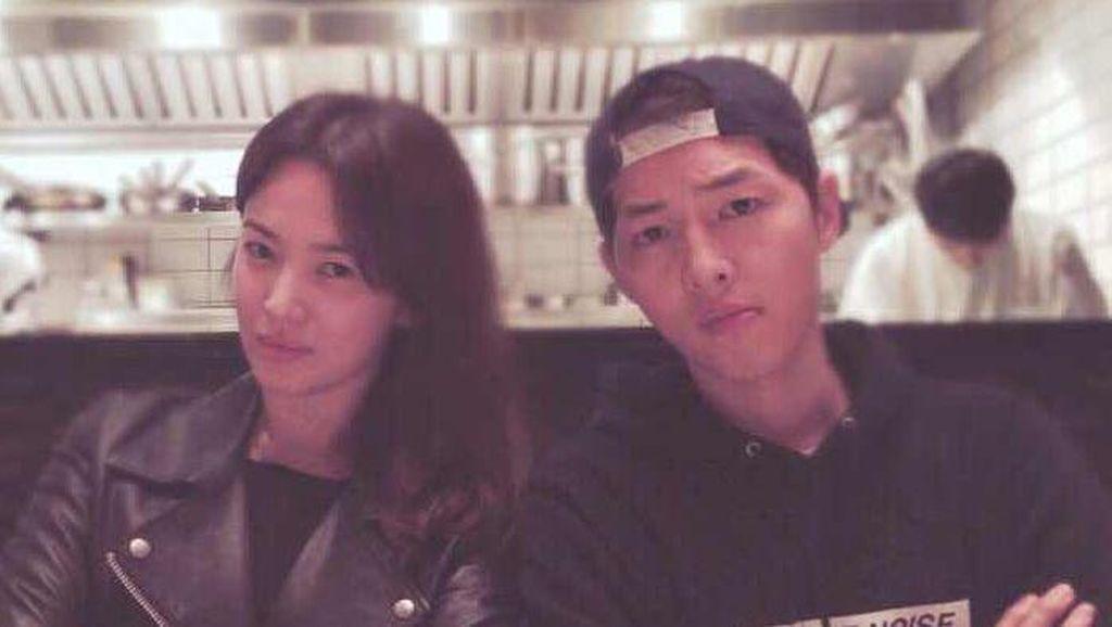 Jelang Nikah, Song Joong Ki-Song Hye Kyo Dikabarkan Renovasi Rumah