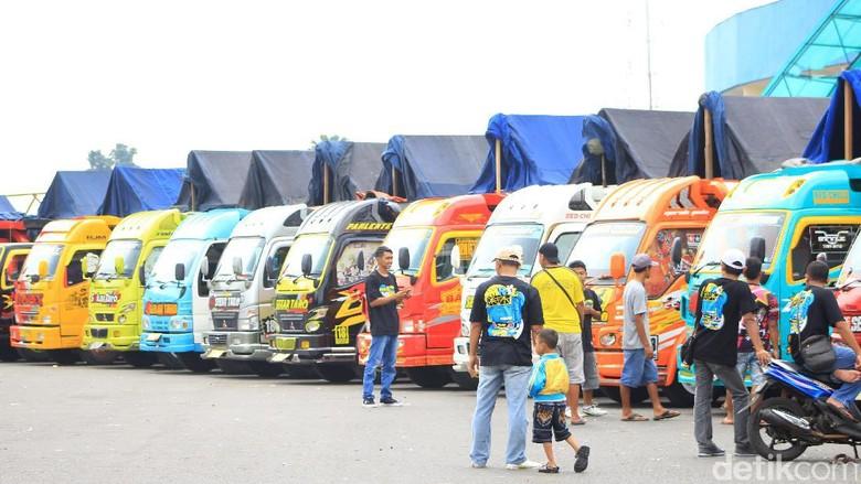 Antusiasme Komunitas Pecinta Truk Malang, Followernya Belasan Ribu