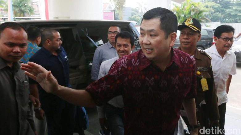 Hakim Tetapkan Penetapan Tersangka Hary Tanoe Sah