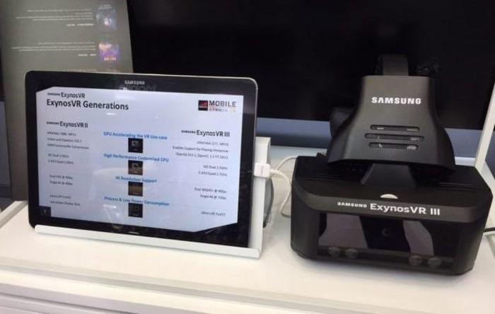 Gear VR anyar? Foto: istimewa