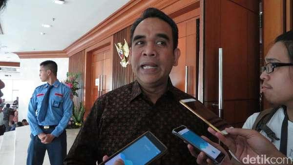 Gerindra Ajukan Ahmad Muzani Jadi Wakil Ketua MPR