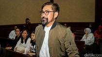 Terkait Korupsi Hambalang, Choel Divonis 3,5 Tahun Penjara