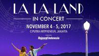 La La Land in Concert Segera Hadir di Jakarta