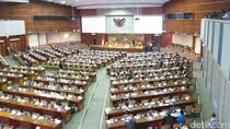 Paripurna Komisioner OJK, 362 Anggota DPR Tak Hadir