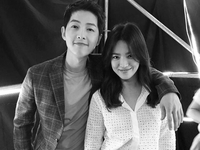 Song Joong Ki-Song Hye Kyo Sudah Resmi Pertemukan 2 Keluarga?