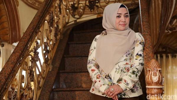 Cerai dari Nassar dan Dibohongi Suami Baru, Muzdhalifah: Aku Tidak Mau Drop