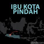 Calon Ibu Kota Baru Keluar Akhir 2017, Bappenas: Pasti Luar Jawa