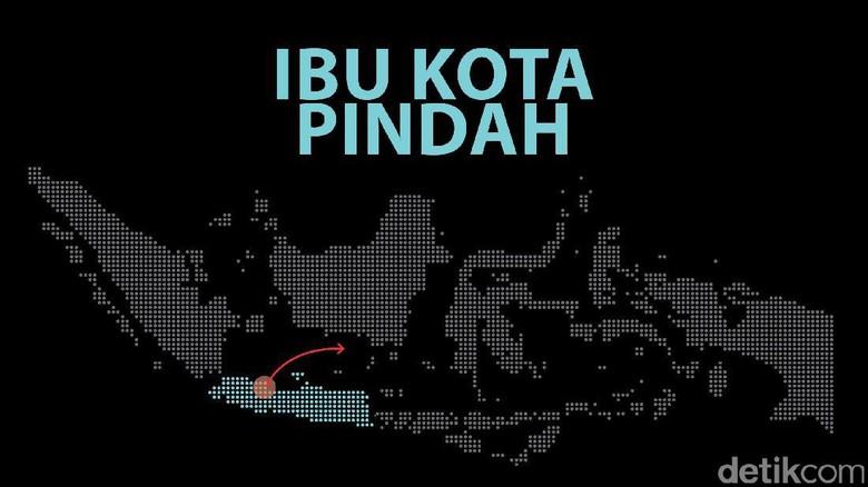 Ibu Kota Pindah, Berapa PNS yang Ikut?