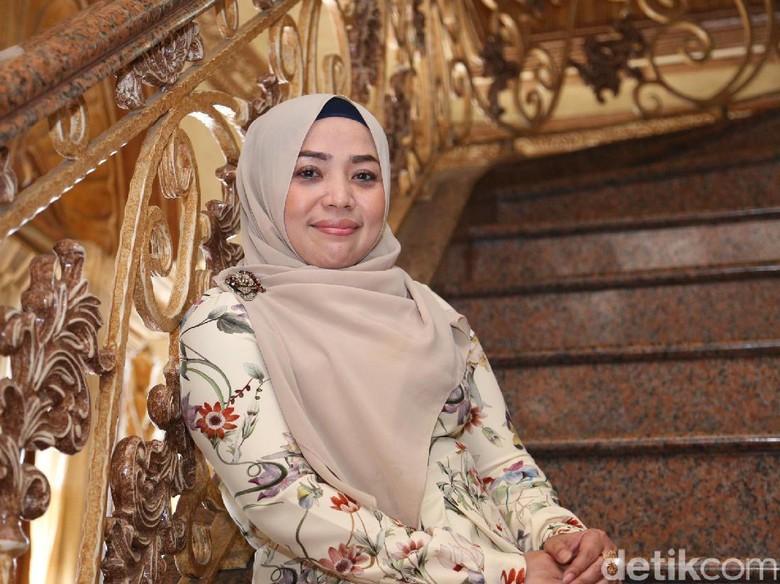 Muzdhalifah Ikhlas dan Tidak Kecewa Dilaporkan Khairil Anwar