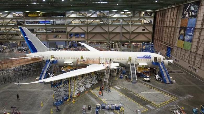 Trump Jadi Saksi China Borong 300 Pesawat Boeing Rp 500 T