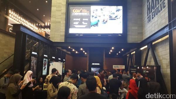 Ini Kata Penonton Jelang Nobar Spider-Man: Homecoming di Surabaya