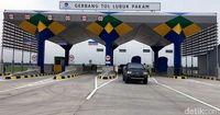 Tol Medan-Kualanamu-Tebing Tinggi