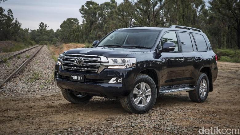 Sejarah Land Cruiser, Mobil Tangguh Toyota yang Jadi Mobil Presiden