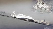 Perahu Pecah Dihantam Ombak di Laut Jepara, 1 Nelayan Hilang