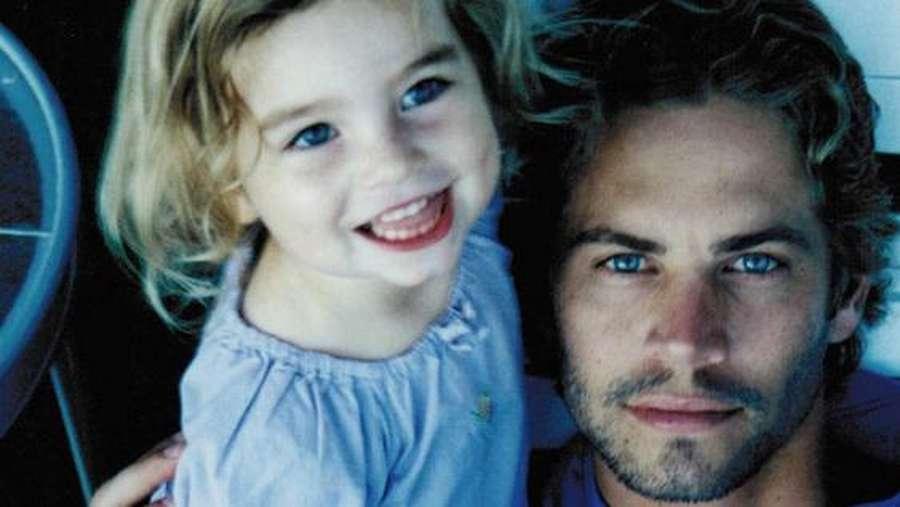 Cantiknya Putri Paul Walker yang Makin Dewasa