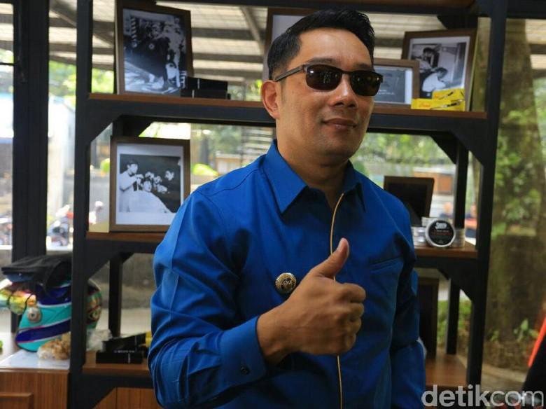 Pilgub Jabar, Ridwan Kamil Sebut Dirinya Kucing di Luar Karung