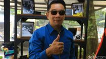 Ridwan Kamil Belajar Bus Rapid Transit ke Pemkot Mexico